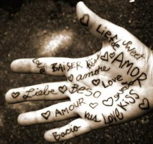 Scris pe mână