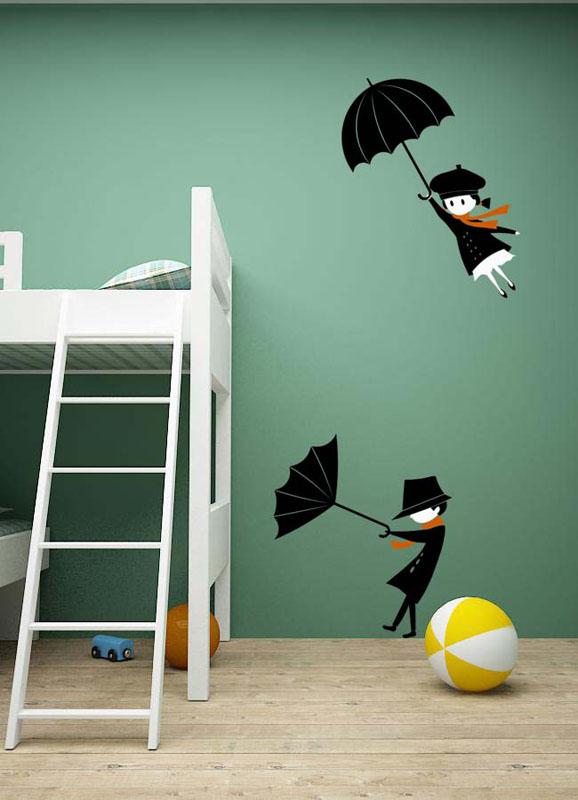 Cai verzi pe pereţi!