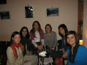 Povestea de seară cu membrii Toastmasters Braşov