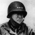 1st August 1943: US army commander Lieutenant General George Patton
