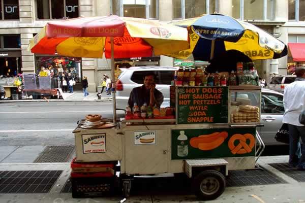 Povestea vânzătorului de hotdogi