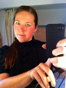 Juliei Kozerski - Changing Room