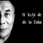 18 lecţii de viaţă de la Dalai Lama