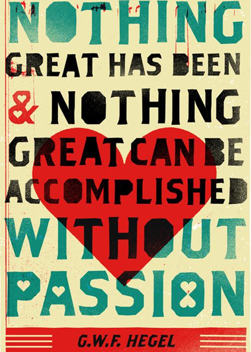 Viaţă fără pasiune?