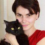 Diana Luppa - fondatorul 1001vegetarieni.ro