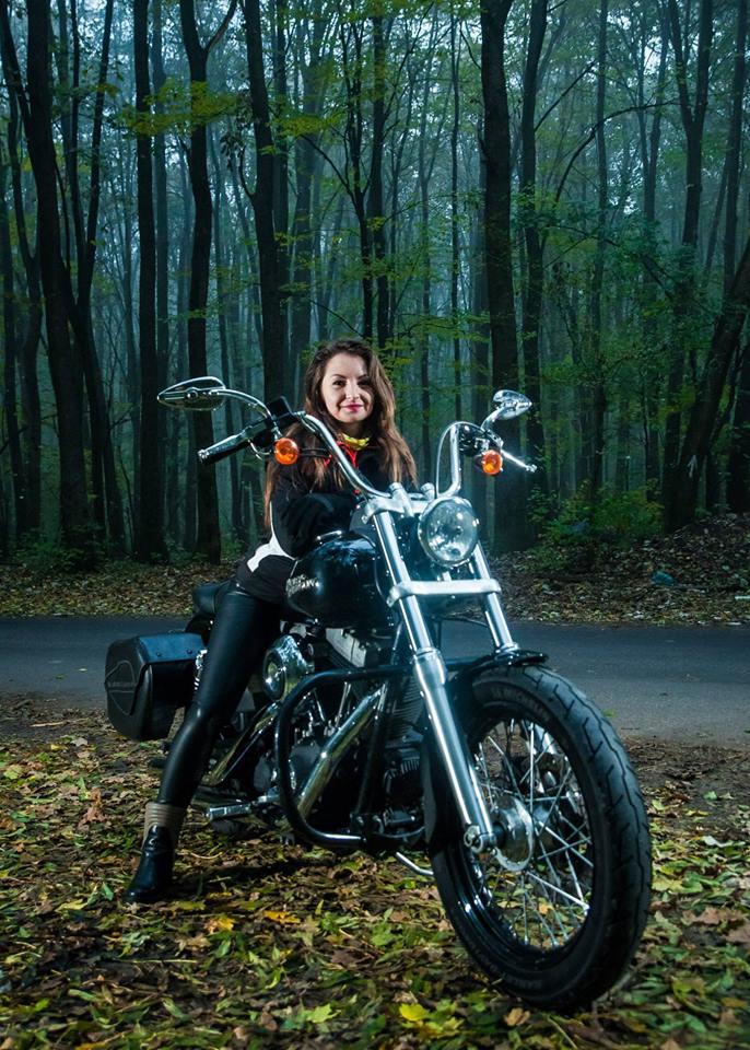 Interviu Ștefania Grăjdeanu - fondatoare BikeChic