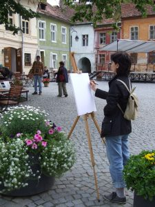 Tabara de pictura