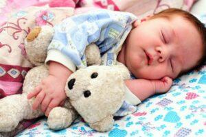 despre somnul bebelușului