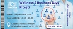Eveniment Wellness & Business Days - Pitești