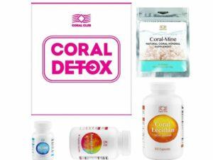 Coral Club detoxifierea organismului