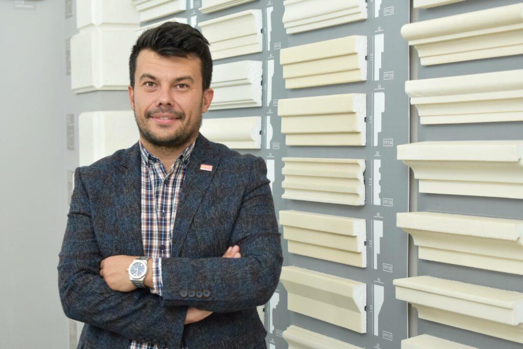 Dan Parciu CEOul Fabricii de Profile